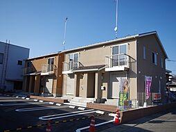 [タウンハウス] 栃木県真岡市田町 の賃貸【/】の外観