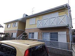 京都府京都市山科区大塚西浦町の賃貸アパートの外観