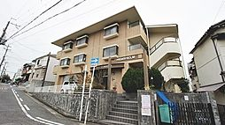 HIGASHIOマンション[1階]の外観