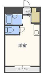 ライベストコート南福岡II[3階]の間取り