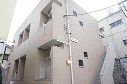 東京都足立区興野1丁目の賃貸アパートの外観