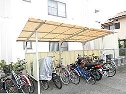 愛知県長久手市原山の賃貸マンションの外観