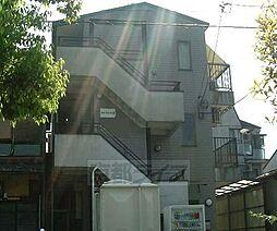 京都府京都市北区紫野南花ノ坊町の賃貸マンションの外観
