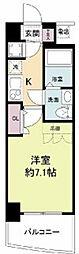セレニテ新大阪カルム[2階]の間取り