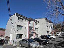 京都府京都市北区上賀茂柊谷町の賃貸マンションの外観