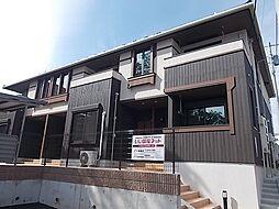 ブライト・ヒルサイドKI[2階]の外観