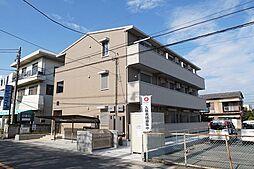 埼玉県桶川市泉1丁目の賃貸アパートの外観