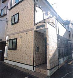 東京都新宿区百人町3丁目の賃貸アパートの外観