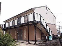 兵庫県姫路市辻井9丁目の賃貸アパートの外観