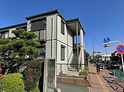 第1山田ハイツ[201号室]の外観