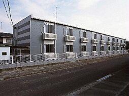 レオパレスメルベーユ[108号室]の外観