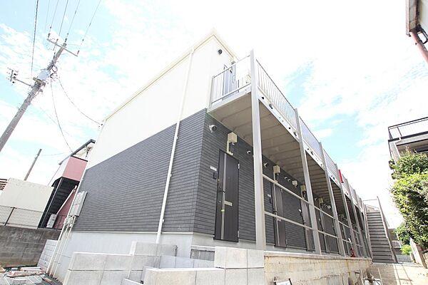 新築 フリーレント1ヵ月 桜木駅徒歩5分の好立地物件[1階]の外観