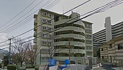 兵庫県神戸市須磨区妙法寺ぬめり石の賃貸マンションの外観