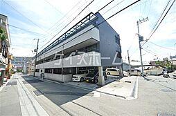 兵庫県神戸市長田区山下町1丁目の賃貸アパートの外観