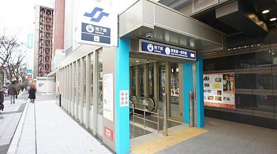 地下鉄東西線「...