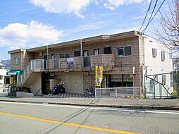 兵庫県川西市湯山台2丁目の賃貸マンションの外観