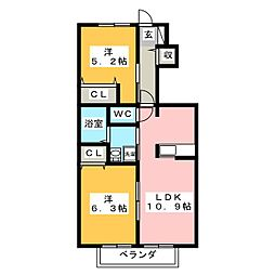 清洲駅 6.2万円
