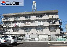 浅井ビル[3階]の外観