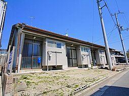 岡田貸家[1階]の外観