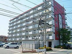 昭和コンフォルト前原[6階]の外観
