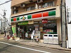 サンクス南烏山5丁目店(120m)