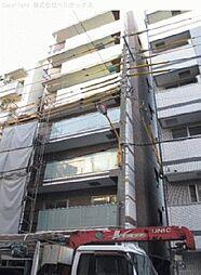 東京都墨田区亀沢の賃貸マンションの外観