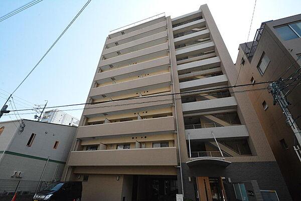 クレシェール大須[8階]の外観