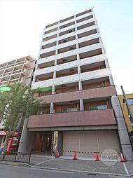 プルミエール江坂[4階]の外観