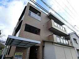 プレッジハイツ[1階]の外観