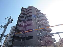 MESSAGE東京橋[8階]の外観
