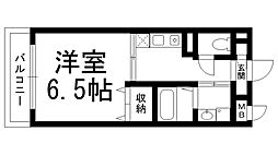 SunBell&寝屋川[0101号室]の間取り
