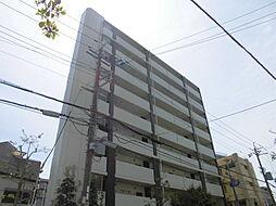大阪府大阪市淀川区西中島2丁目の賃貸マンションの外観