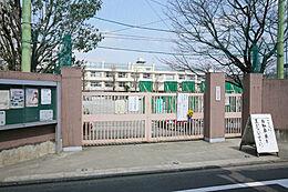 小学校経堂小学校まで870m
