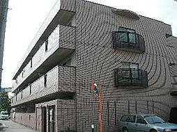 ネストクレール[2階]の外観
