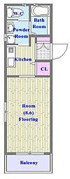 [タウンハウス] 兵庫県神戸市垂水区王居殿1丁目 の賃貸【/】の間取り