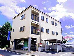 東京都清瀬市中里4丁目の賃貸マンションの外観