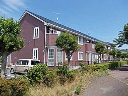 兵庫県赤穂市元沖町の賃貸アパートの外観