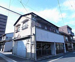 京都府京都市下京区猪熊通花屋町上る柿本町の賃貸アパートの外観
