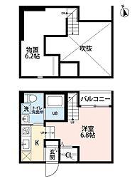 COMFORTIA(コンフォーティア)[1階]の間取り