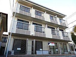 神奈川県横浜市磯子区馬場町の賃貸マンションの外観
