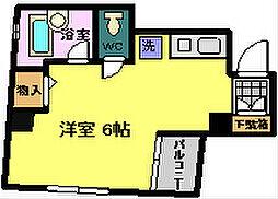 LuceI[7階]の間取り