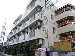 スイートマンション[2階]の外観