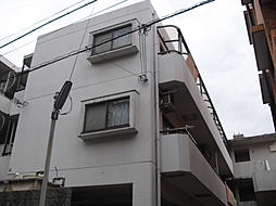 赤はねマンション[2階]の外観