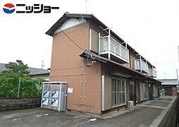 [タウンハウス] 岐阜県羽島市正木町曲利 の賃貸【/】の外観