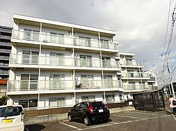 神奈川県横浜市戸塚区上倉田町の賃貸マンションの外観