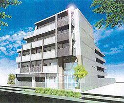 京都府京都市南区吉祥院御池町の賃貸マンションの外観