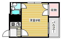 TACT・I[5階]の間取り