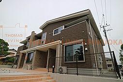 佐賀県鳥栖市田代新町の賃貸アパートの外観