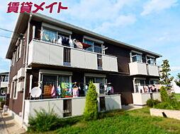 三岐鉄道北勢線 東員駅 徒歩11分の賃貸アパート