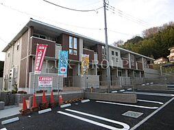 東京都八王子市加住町1丁目の賃貸アパートの外観